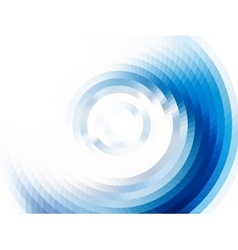 vortex effect vector image