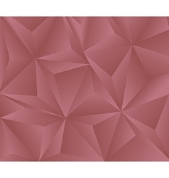 Abstract red vector