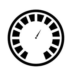 Black beer meter icon image design vector