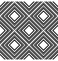 Seamless pattern with squares vector