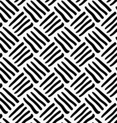 Black marker drawn diagonal stripes vector