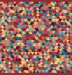 Abstract background with geometry colorful vector