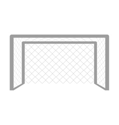 Mesh football graphic vector
