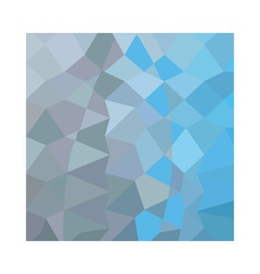 Clair de lune grey abstract low polygon background vector
