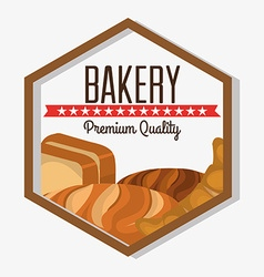 Bakerydesserts and milk bar vector