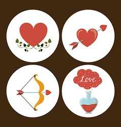love design vector image