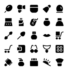 Clothes icons 16 vector