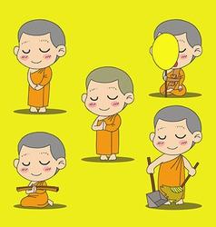 Monk 2 vector