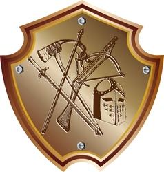 Heraldry 14 vector