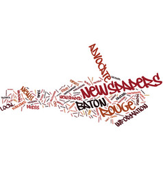 Baton rouge nightlife text background word cloud vector