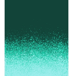 Graffiti spray painted green mint blue gradient vector