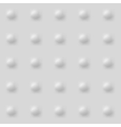 Gray dotted texture seamless background vector