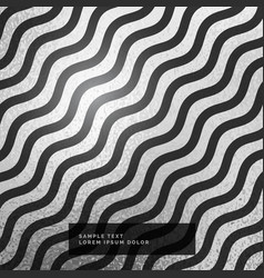 silver and black pattern background vector image