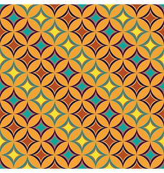 Caramel seamless pattern vector