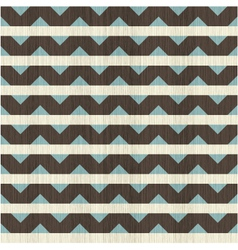 Horizontal wave pattern with strike through vector