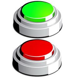 button set vector image