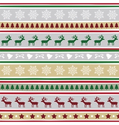Christmas background5 vector image vector image