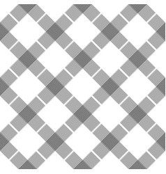 Geometric striped pattern - seamless vector