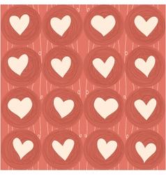 Heart wallpaper vector