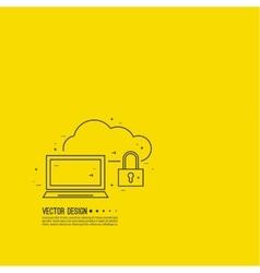 Secure cloud service vector