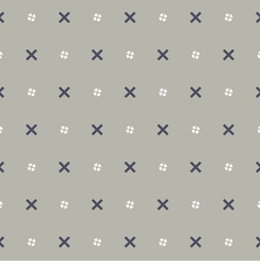 Simple and clean seamless pattern vector