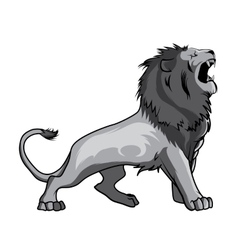 Lion tattoos and designs vector image vector image