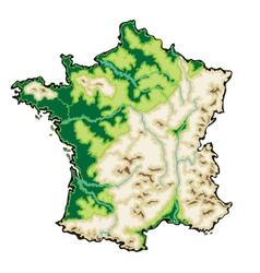 France map vector