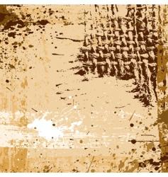 Grunge background vector