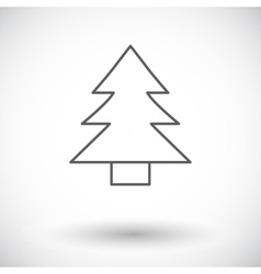 Conifer vector