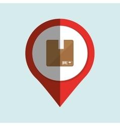 Location marker design vector