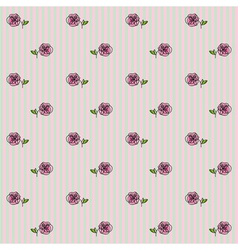 Floral Pattern 1 vector image vector image
