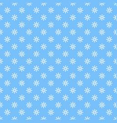 flower stitches seamless pattern geometric vector image