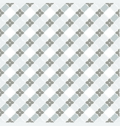 ornamental cloth pattern - seamless vector image vector image
