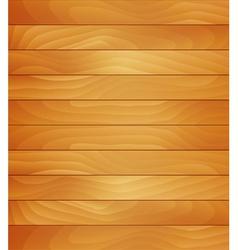 Wooden Boards Hardwood Floor Background vector image