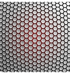 Hexagons abstract background vector