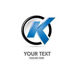 letter f logo concept vector image