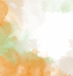 Colorful watercolor background vector