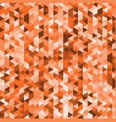 Abstract background with geometry orange backdrop vector