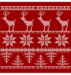 Christmas jumper vector
