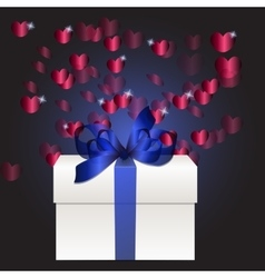 gift box concept vector image vector image