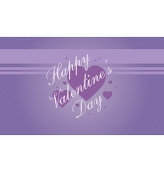 Valentine day backgrounds with love vector