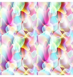 Abstract wawes seamless pattern vector