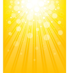 Shining background vector