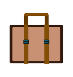 Case emergency medical bag healthy icon vector