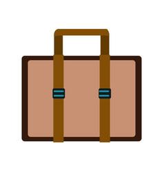 Case emergency medical bag healthy icon vector