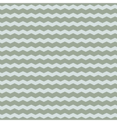 Light Blue and Green Chevron Pattern vector image vector image