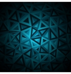 Diamonds triangle abstract pattern vector