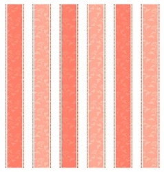 Pink salmon line pattern background vector
