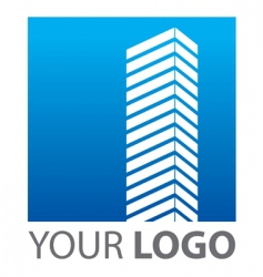 Template mark company vector