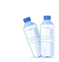 bottle 1 vector image